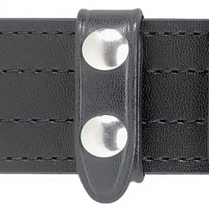 Safariland Belt Keeper 4 Pack in Black Basket Weave - 65-4-4PBL