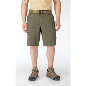 5.11 Tactical Pro Men's Training Shorts in Tundra - 36