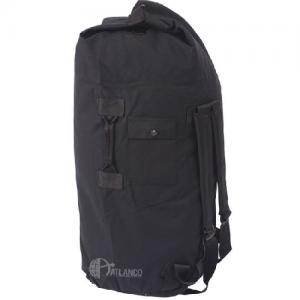 5ive Star Gear GI Spec Double Strap Duffel Backpack in Black 1000D Nylon - 6332000