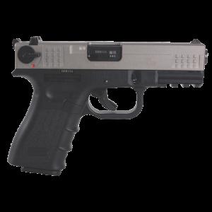 "ISSC/LSI M22 Target .22 Long Rifle 10+1 5.5"" Pistol in Black - 111003"