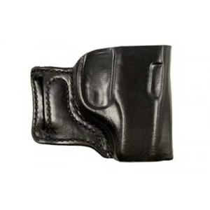 Desantis Gunhide 115 E-Gat Slide Right-Hand Belt Holster for Smith & Wesson M&P Shield in Black Leather -