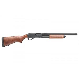 "Remington 870 .12 Gauge (3"") 6-Round Pump Action Shotgun with 18.5"" Barrel - 81197"