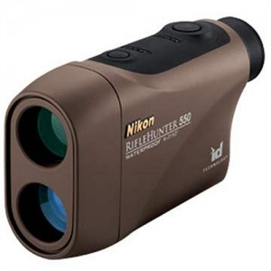 Nikon 6x Monocular Rangefinder in Brown - 8367