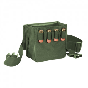 Voodoo Tacitcal Shotgun Bag Range Bag in OD Green Nylon - 15-003604000