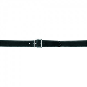 51 Garrison Belt Black Waist: 42 Finish: Basket Weave Buckle: Brass