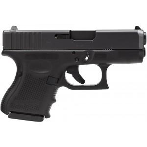 """Glock 27 .40 S&W 9+1 3.46"""" Pistol in Polymer (Gen 4) - PG2750201"""