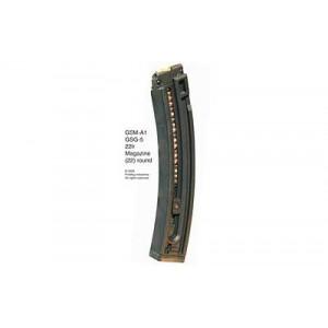 ProMag GSMA1 GSG-522/GSG-5 22 Long Rifle 22 rd Black Finish