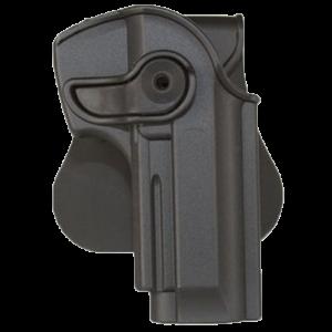 SigTAC BER92 Berretta 92 Paddle Holster Black Polymer - BER92