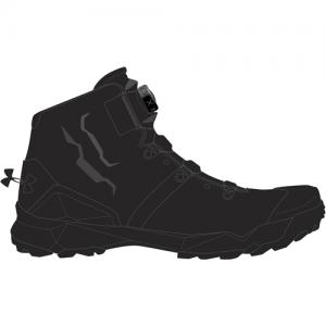 UA Infil Color: Black Size: 12.5