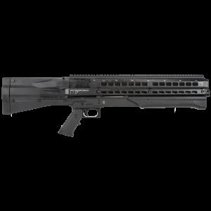"Utas-USA UTS-15 .12 Gauge (3"") 14-Round Pump Action Shotgun with 18.5"" Barrel - PS1BM1"