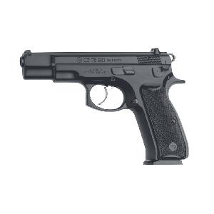 """CZ 75 BD 9mm 16+1 4.7"""" Pistol in Carbon Steel - 91130"""