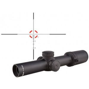 Trijicon AccuPower 1-4x24mm Riflescope in Matte Black - RS24-C-1900006