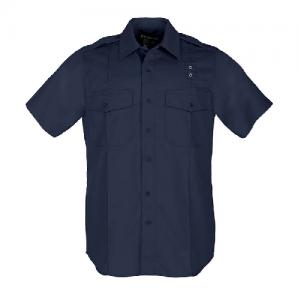 5.11 Tactical PDU Class A Men's Uniform Shirt in Midnight Navy - Large