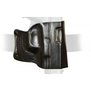 Desantis Gunhide 115 E-Gat Slide Right-Hand Belt Holster for Glock 17, 19, 22, 23, 36 in Black - 115BAB2Z0