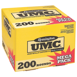 Remington UMC .223 Remington/5.56 NATO Metal Case, 55 Grain (200 Rounds) - L223R3A