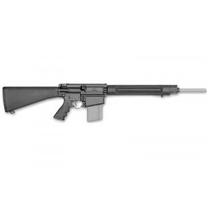 "Rock River Arms Predator Hp, Semi-automatic, 308nato, 20"" Barrel, Cryo-light Weight Barrel, Rifle, Black Finish, Hogue Grip, A2 Stock, 20rd, Free Floating Handguard, 2-stagetigger/winter Trigger Guard 308a1530"