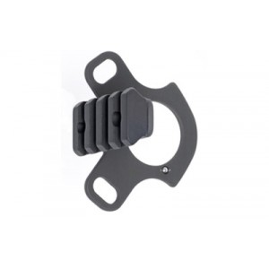 Gg&g, Inc. Sling/flashlight Mount, Fits Mossberg 930, Black Ggg-1622