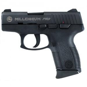 "Taurus 111 MillPro 9mm 12+1 3.25"" Pistol in Blued Steel Slide - 1111031P12"