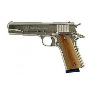 "Armscor 1911 .45 ACP 8+1 5"" 1911 in Fired Case/Nickel - 51433"