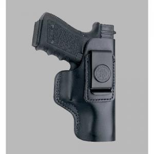 """Desantis Gunhide The Insider Left-Hand IWB Holster for Smith & Wesson 39, 439, 639 in Black (4.25"""") - 031BB83Z0"""