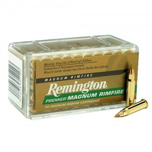 Remington 17 HMR 17 Grain V Max Boat Tail, 50 Round Box, PR17HM1