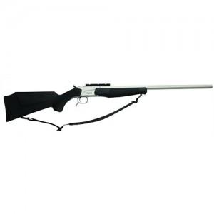 "CVA Mass Market Apex Centerfire .45-70 Government 25"" Single Shot Rifle in Stainless Steel - CR4404S"