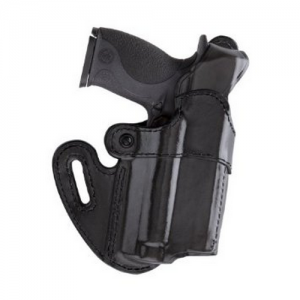 167 Nightguard Holster Color: Black Gun: Sig Sauer P220 with SureFire X200 Hand: Right Handed - H167BPRU-S226X2