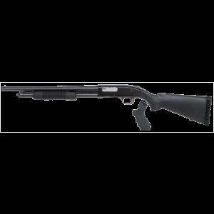 "Mossberg Persuader .12 Gauge (3"") 6-Round Pump Action Shotgun with 18.5"" Barrel - 59817"