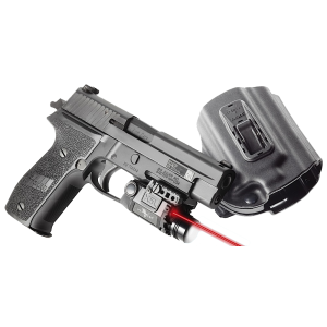 "Vir X5LR-PACK-X9 w/Hlstr Rug SR9C Red Laser 5mW .50""@50ft"