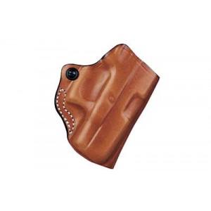 Desantis Gunhide 12 Maverick Right-Hand Belt Holster for Kel-Tec P3At/Ruger LCP in Tan Leather - 012TAR7Z0