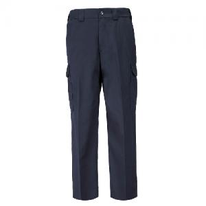 5.11 Tactical PDU Class B Men's Uniform Pants in Midnight Navy - 50 x Unhemmed