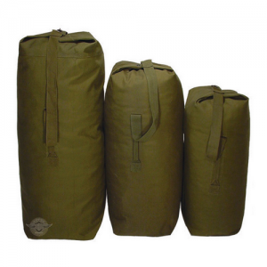 5ive Star Gear Top Load Duffel Backpack in OD Green - 6256000