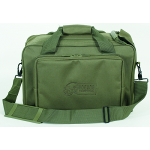 Voodoo Two-In-One Full Size Range Bag Range Bag in OD Green - 15-787104000