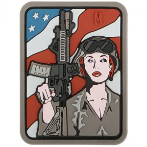 Soldier Girl (Arid)