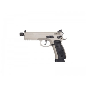 "CZ 75 SP-01 9mm 10+1 4.72"" Pistol in Urban Grey (Tactical) - 1253"