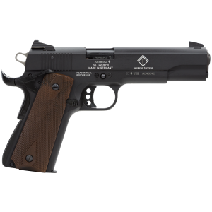 "American Tactical Imports GSG-1911 .22 Long Rifle 10+1 5"" 1911 in Black Hard Coat Anodized Zinc Alloy - 2210M1911"