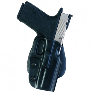 Galco International M5X Matrix Right-Hand Paddle Holster for Ruger LCP in Black - M5X436