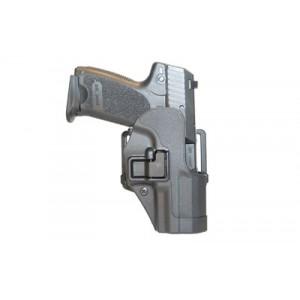 "Blackhawk CQC Serpa Left-Hand Multi Holster for Springfield XD-S in Matte Black (3.3"") - 410565BK-L"