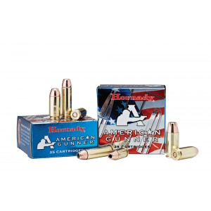 Hornady American Gunner .40 S&W XTP Jacket Hollow Point, 180 Grain (25 Rounds) - 91364