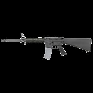 """Rock River Arms LAR-15 A4 .223 Remington/5.56 NATO 30-Round 16"""" Semi-Automatic Rifle in Black - AR1221"""