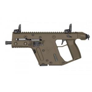 "Kriss Vector SDP 9mm 17+1 5.5"" Pistol in Flat Dark Earth Polymer (Gen II) - KV90-PFD20"