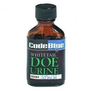 Code Blue Whitetail Doe Urine OA1004