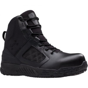 UA Tac Zip 2.0 Protect Size: 12.5 Color: Black