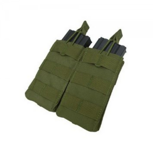 5ive Star Gear TOT-5S Double M4 M16 Magazine Pouch Magazine Pouch in OD Green - 6527000