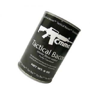 CMMG Tactical Bacon, 9 OZ Cooked