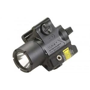 Streamlight 69240 TLR4 Weapon Light w/Laser CR2 Lithium Black