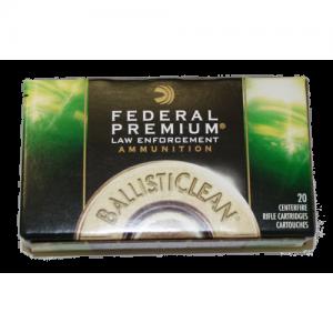 Federal Cartridge Ballisticlean .223 Remington Lead Free, 43 Grain (500 Rounds) - BC556LOTM1CS