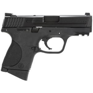 "Smith & Wesson M&P .40 S&W 10+1 3.5"" Pistol in Black Polymer (Compact) - 109203"