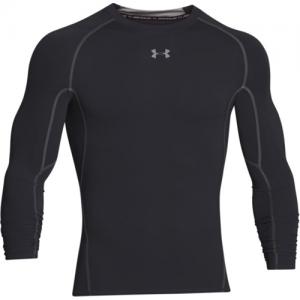 Under Armour HeatGear Men's Undershirt in Black - Large