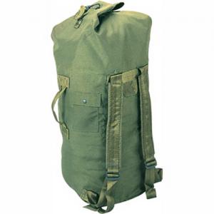 5ive Star Gear GI Spec Double Strap Duffel Backpack in OD Green 1000D Nylon - 6329000